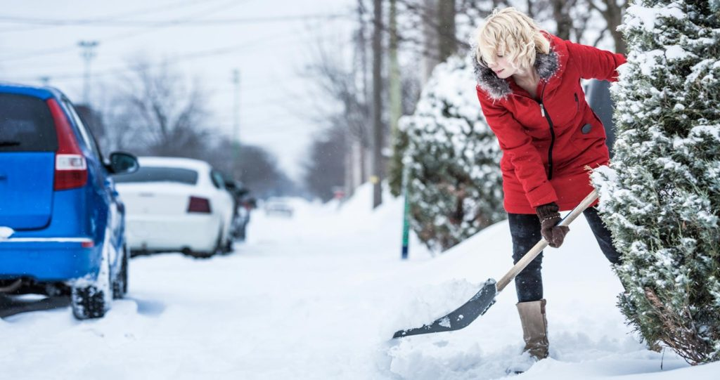 5 Ways to Make Snow Shoveling Easier