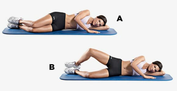 5 Easy Exercises to Prevent and  Reduce Knee Pain