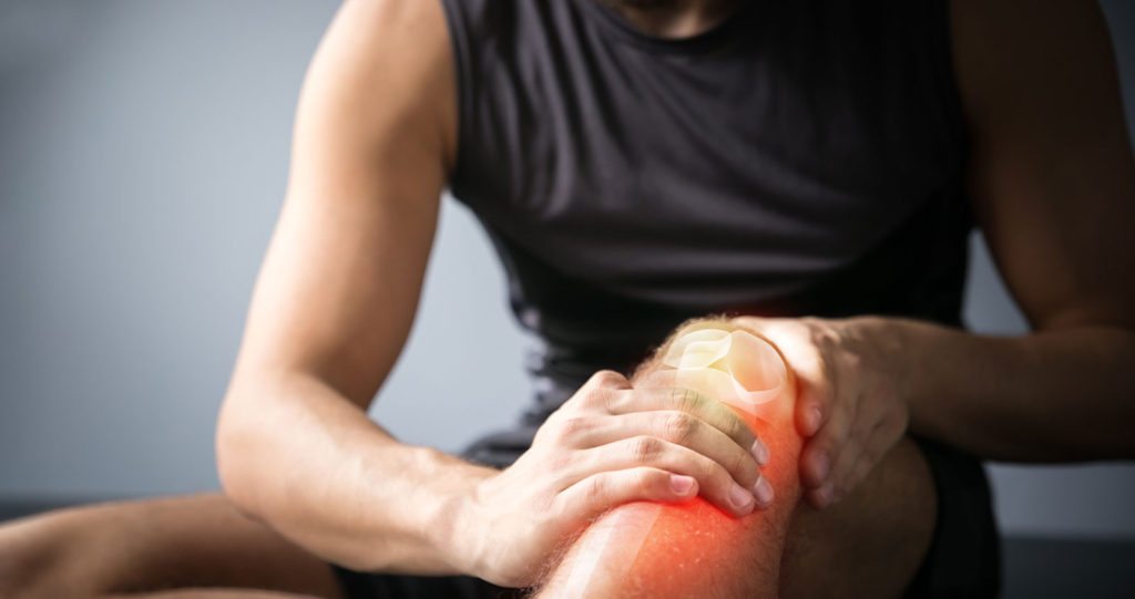 Don't be Sidelined by Knee Pain